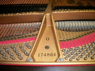 dating piano by serial number